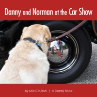 Danny and Norman at the Car Show