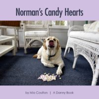 Cover of Normans's Candy Hearts