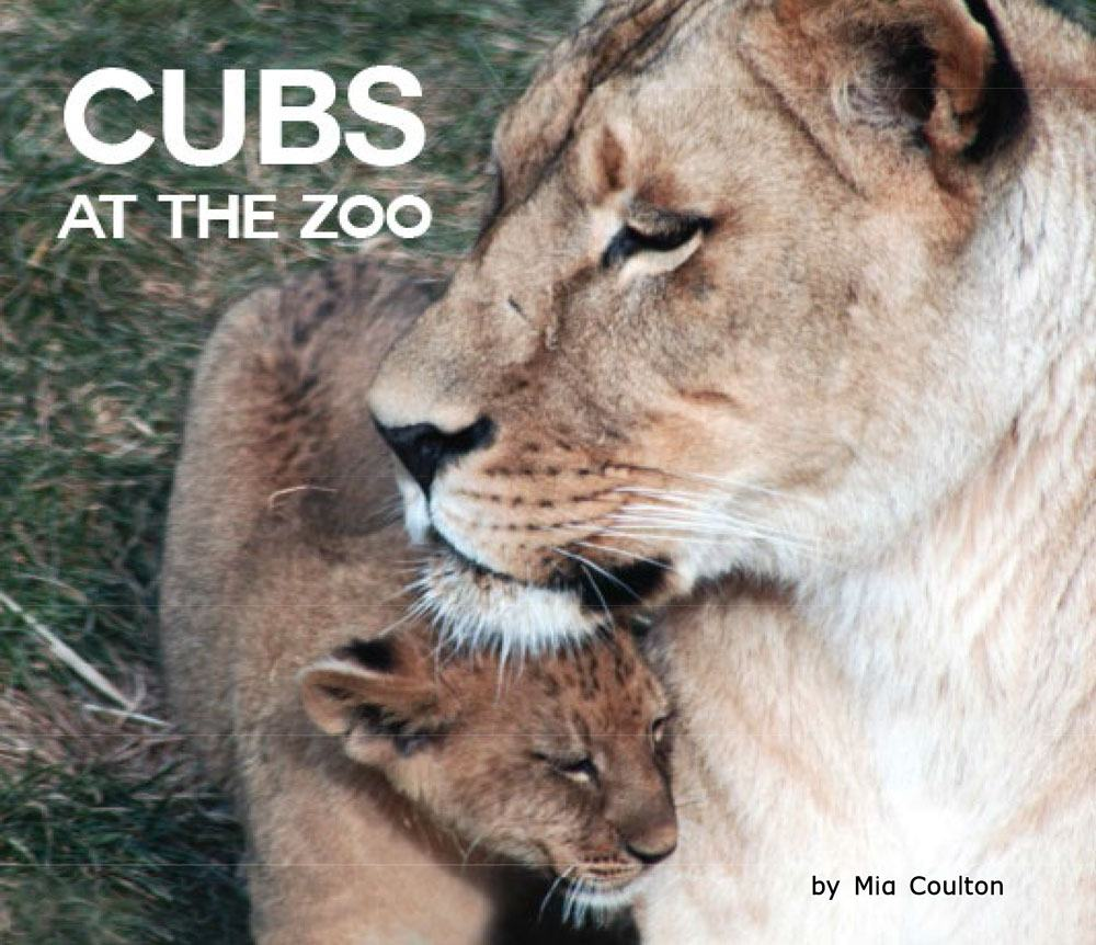 Cubs at the Zoo cover