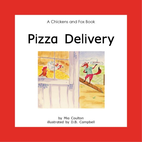 Pizza Delivery CVR