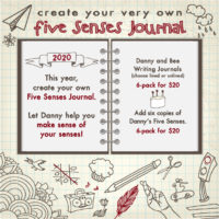 Five Senses Journal Special