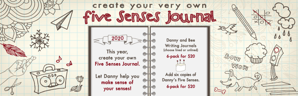 Five Senses Journal Special DESKTOP