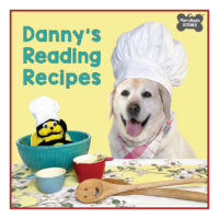 Danny Recipe Cards cover
