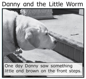 Danny and the Little Worm