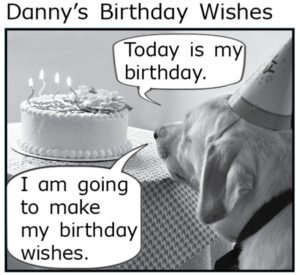 Dannys Birthday Wishes