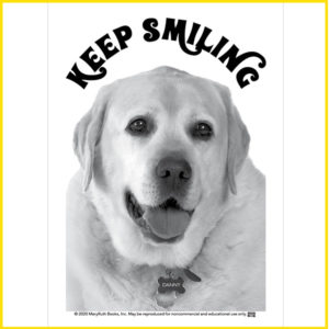 Keep Smiling Card