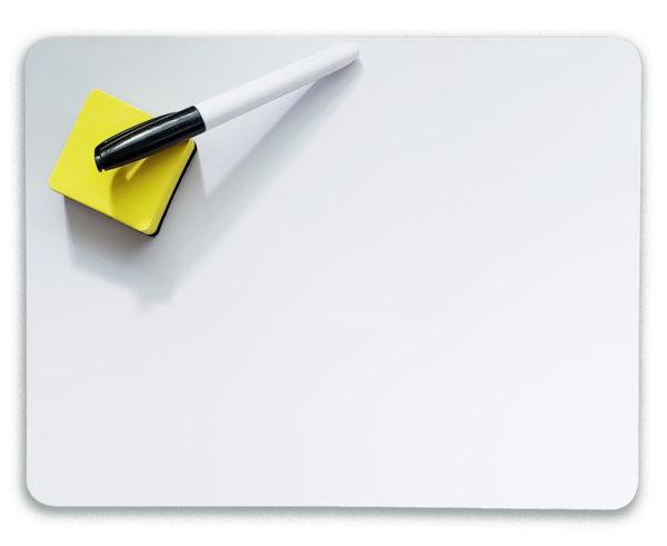 """12 x 9""""Dry Erase Whiteboard"""