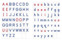 Letter Sets U+LC