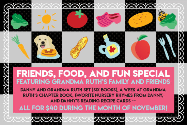 Friends, Food, and Fun Special