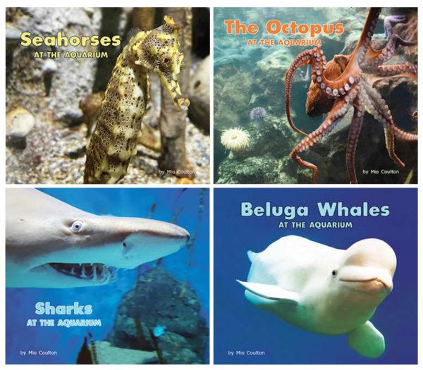 At the Aquarium Set 1